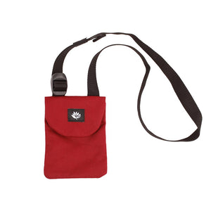 MAGENTA XS POUCH BAG - RED