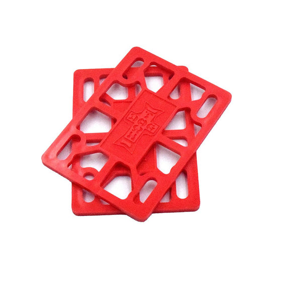 DOGTOWN Riser Pads - Red