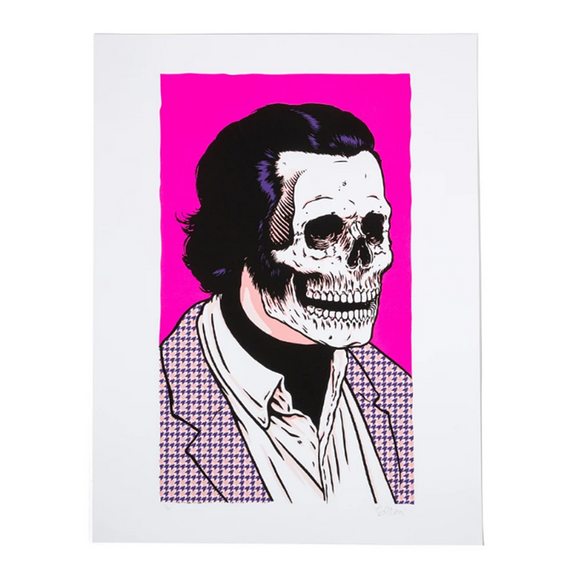 GIRL X SEAN CLIVER SKULL OF FRAME