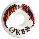 ORBS SPECTORS WHITE WHEELS 56mm/99a