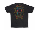 BLACK LABEL JOHN LUCERO OG BARS TEE