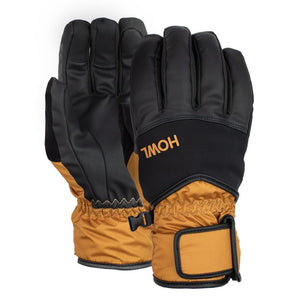 HOWL UNION GLOVE - GOLD