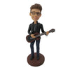 Guitar man Bobblehead