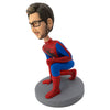 Kneeling Spiderman bobblehead