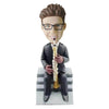 Saxophone player bobblehead