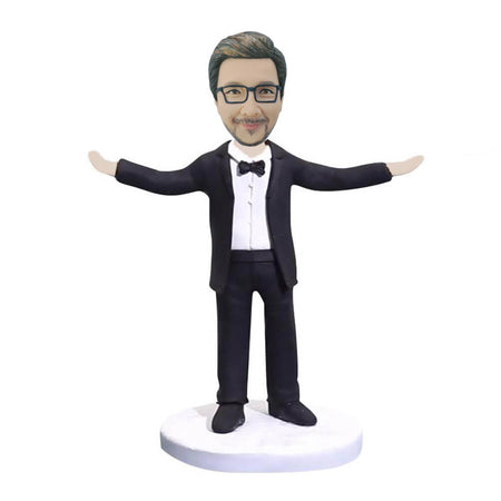 Band Conductor Bobblehead