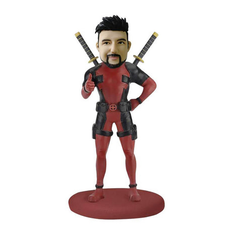 Thumbs up Deadpool Bobblehead