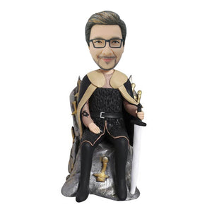 Iron Throne Bobblehead