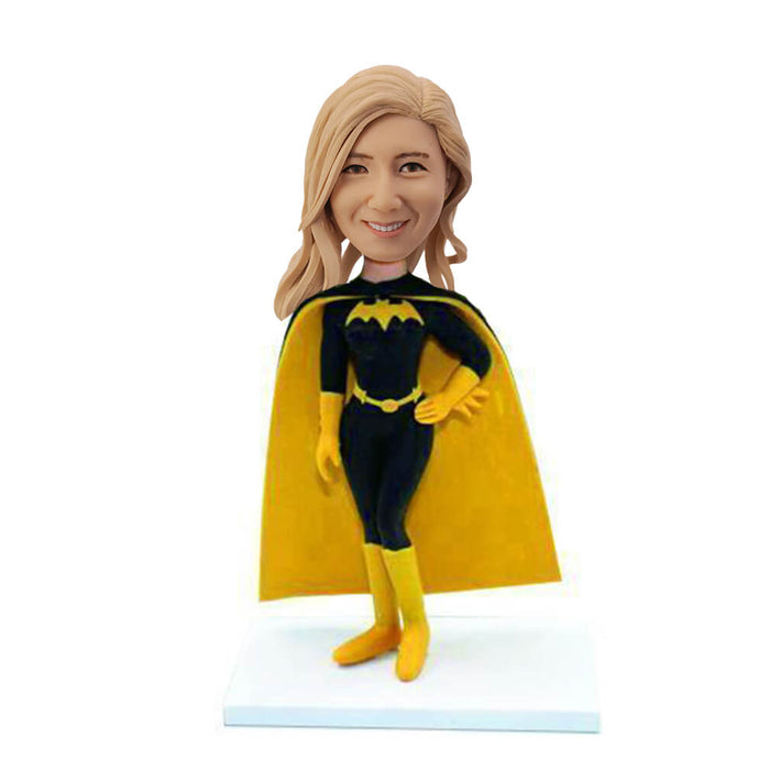 Female Batman Bobblehead