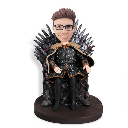 Pro Version of Iron Throne Bobblehead
