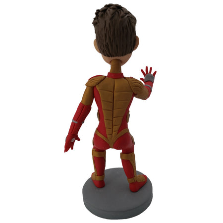 Dark Tones Iron Man Bobblehead