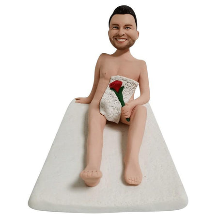 Come On Baby Custom Bobblehead
