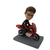 latest motorcycle bobblehead