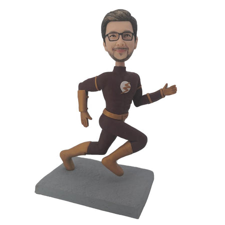 Flash Marvel Custom Bobblehead