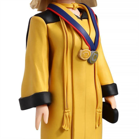 Girl in Yellow Bachelor Gown bobblehead