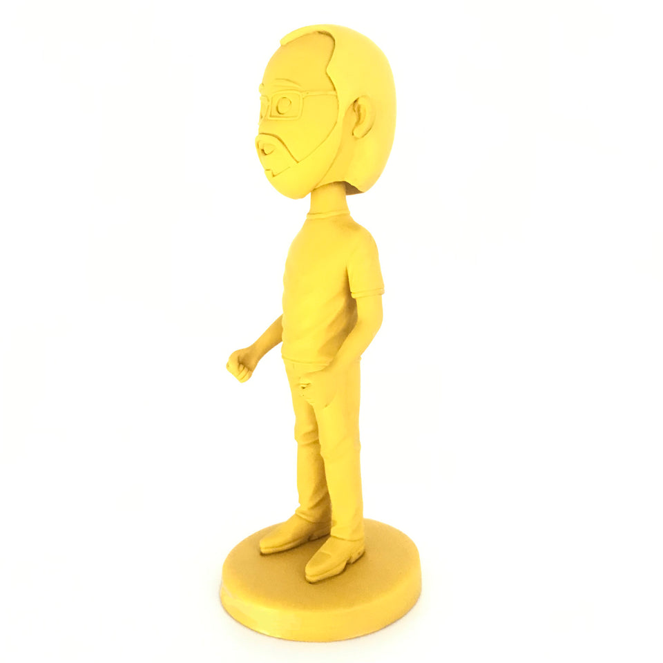 golden man