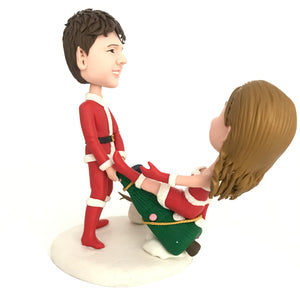 Christmas Couple