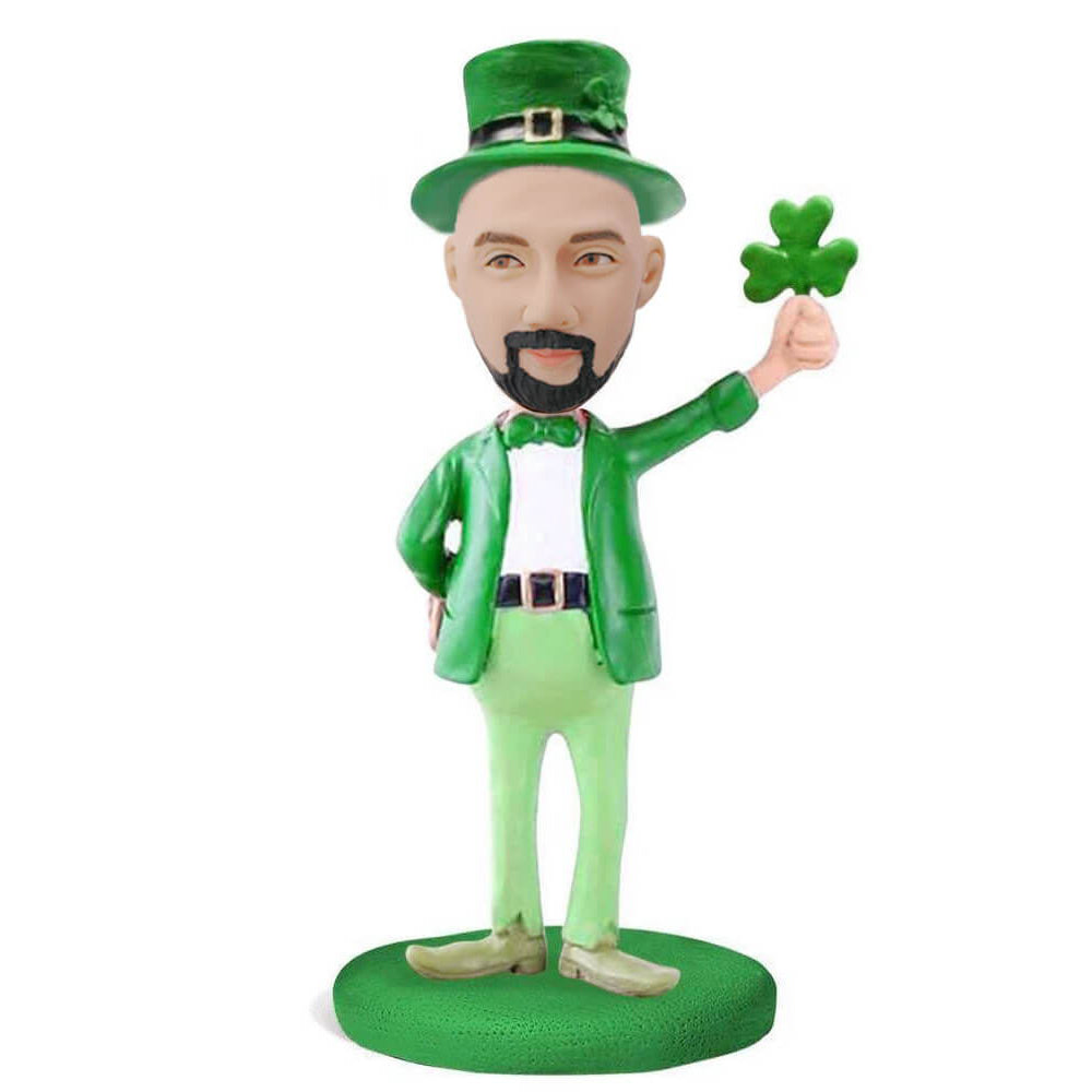 St.Patrick's Day Custom Bobblehead
