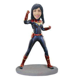 Cool Captain Marvel Bobblehead
