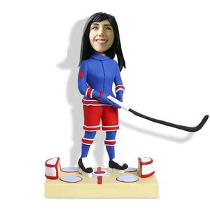 Ice Hockey Bobblehead