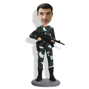 Navy Seal Bobblehead