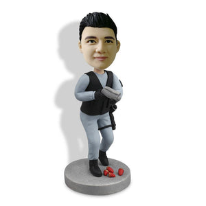 Shooter Bobblehead