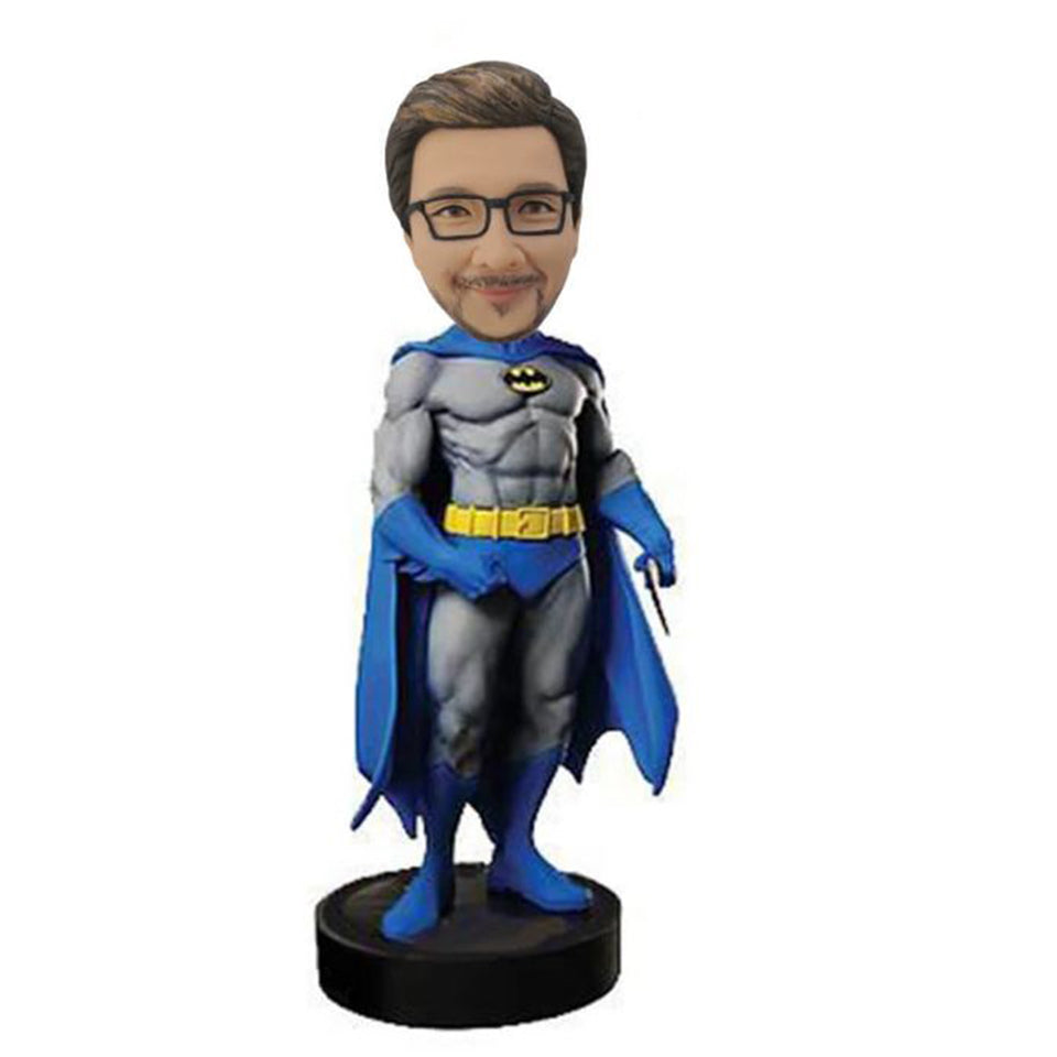 Standing Batman Custom Bobblehead