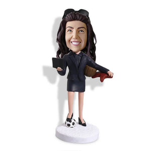 World's best mom Bobblehead