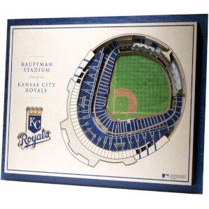 Kauffman Stadium 5-layer