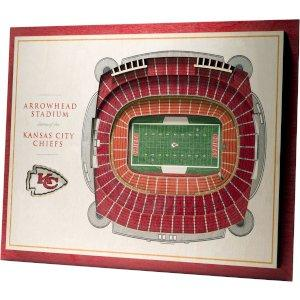Arrowhead Stadium 5-layer