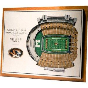 Faurot Field 5-layer
