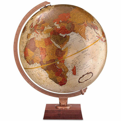 Northwoods 12in Bronze Met Globe