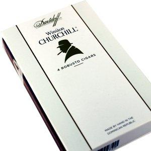Dav Winstn Churchill Robusto  4's