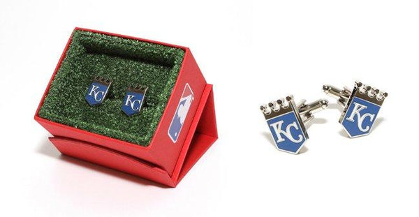Cufflinks KC Royals