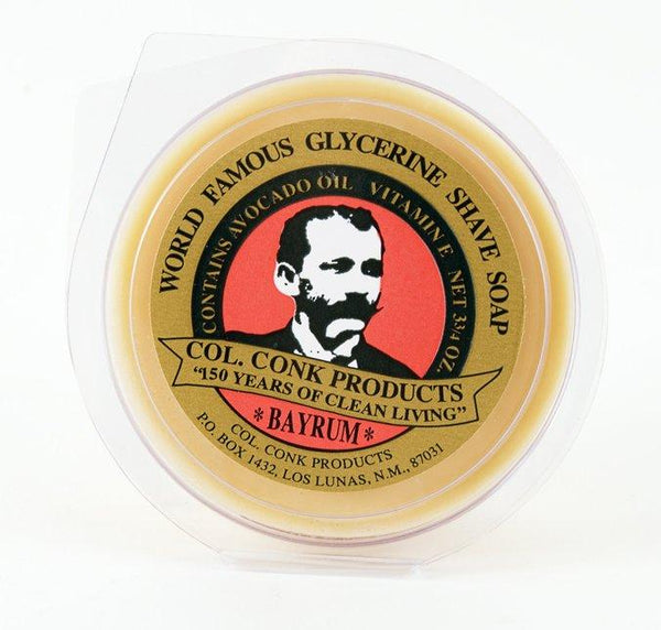 Bay Rum Shave Soap 3.75 oz