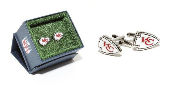 Cufflinks KC Chiefs