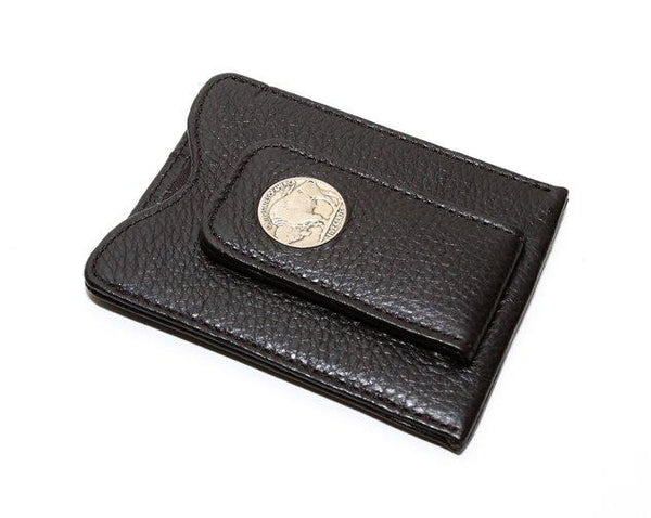 Buffalo Nickel Wallet Brown