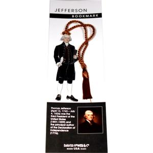 Thomas Jefferson Bookmark