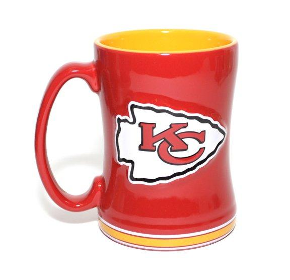 15oz Relief Mug K C Chiefs