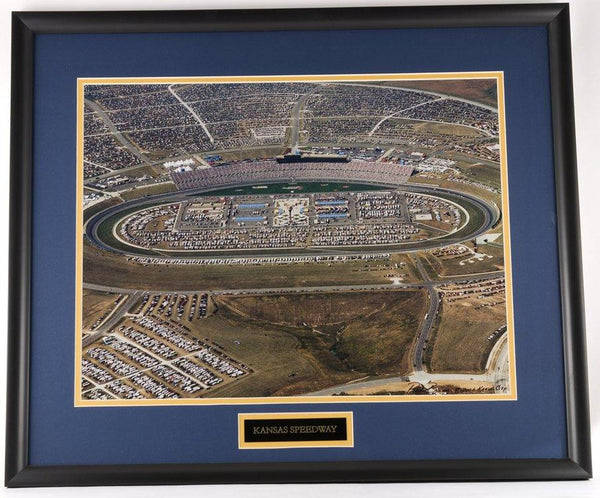 Aerial Photo Kansas Speedway