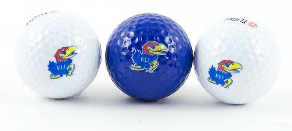 Golf Ball 3-Pack KU