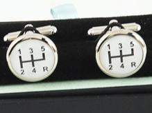 Gear Shift Cufflink