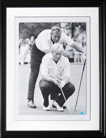 Nicklaus & Palmer 1971 Ryder Cup