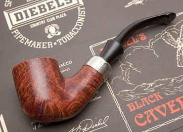 Peterson System Bent Pot smooth