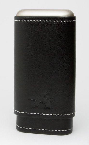 Xikar 3-Cigar Case Black