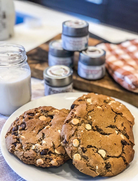 Giant 6oz Chocolate Chip Cookies | Recipeish | Gustus Vitae