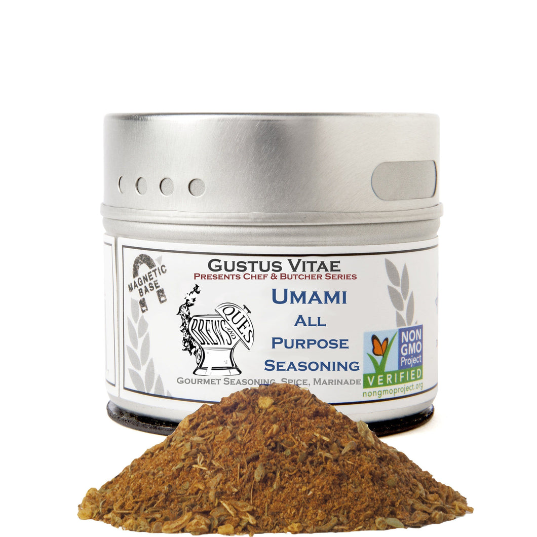 All Purpose Umami Seasoning Limited Edition Gustus Vitae