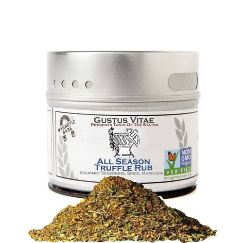 All Season Truffle Rub Limited Edition Gustus Vitae