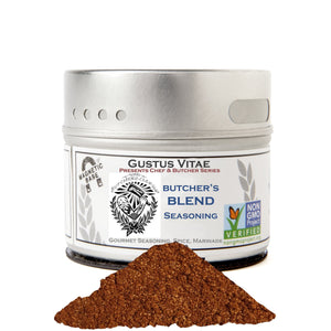Butcher's Blend Seasoning Limited Edition Gustus Vitae