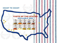 Load image into Gallery viewer, Coast To Coast Collection - Taste Of The States Limited Edition Gustus Vitae